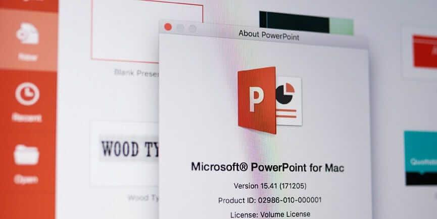 powerpoint installation